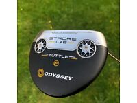 Odyssey Stroke Lab Tuttle Flow Putter - 33 inches