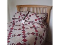 Two double beds available (Renfrew)