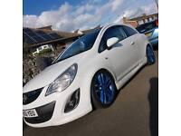 Vauxhall Corsa 1.2 low mileage