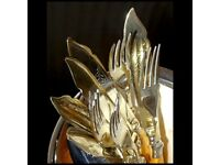 Vintage Grade A Silver Plated Cutlery