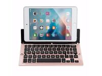 Foldable Bluetooth Keyboard, iEGrow F18 Universal Portable Bluetooth 3.0 Wireless Keyboard