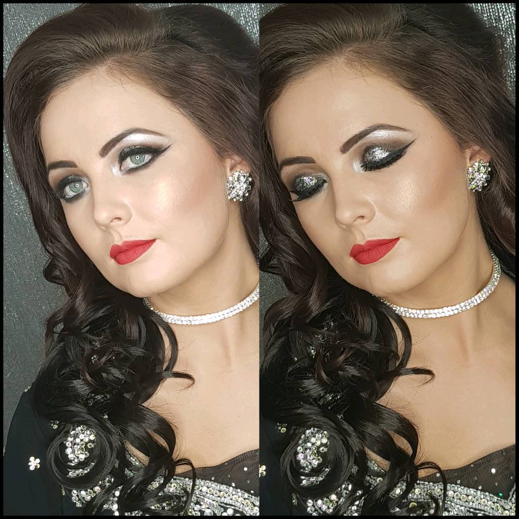 experienced bridal makeup artist, freelance, party,prom,special