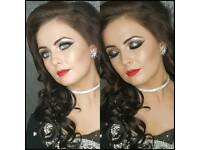 Experienced Bridal makeup artist, freelance, party,prom,special occasion