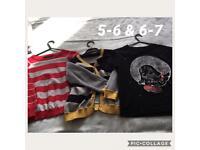 Boys clothes 5-6
