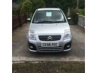 Citroen C2, very good condition, one owner from new, full service history,