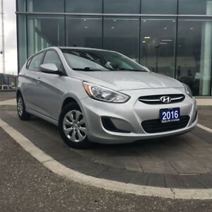 2016 Hyundai Accent GL - BLUETOOTH, HEATED MIRRORS AND SEATS, FW