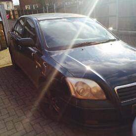 Toyota avensis 2003 1.8 VVTI Excellent drive bargain no issues!