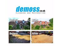 ROOF CLEANING DRIVEWAY PATIO JET WASH PRESSURE WASHING CLEANING SERVICES