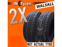 2x 225/40/18 Brand New Budget Fitting Available x2 tyres