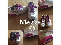 Girl trainers