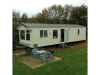 holiday family caravan in weymouth prestige site to rent 10% off early booking tel 01202258693