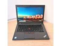 Lenovo ThinkPad T460 Touch 14-inch i5 6300 vPro 8GB 250GB SSD Laptop / UltraBook Notebook