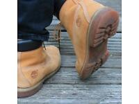 Timberland Boots Size 11.5