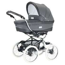 Travel System BebeCar Style colour Magic Grey *** USED***