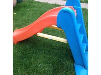 Little tikes kids slide