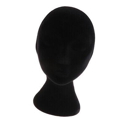 Female Styrofoam Mannequin Manikin Head Model Foam Wigs Hair Hats Display