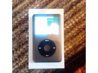 iPod Classic 160gb with Speaker & Remote
