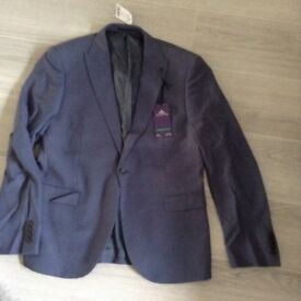 Various NEXT brand new with tags men's jackets, suits