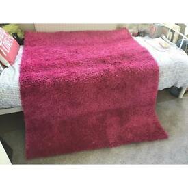 Fascia pink rug