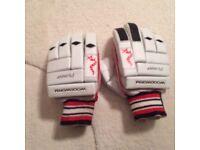 Woodworm cricket batting gloves