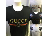 Gucci Tshirts Givenchy T Shirts Armani t-shirts Philip Plein Designer tops clothing london cheap