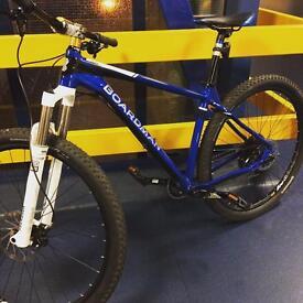 Boardman team 29er mountain bike/downhill bike