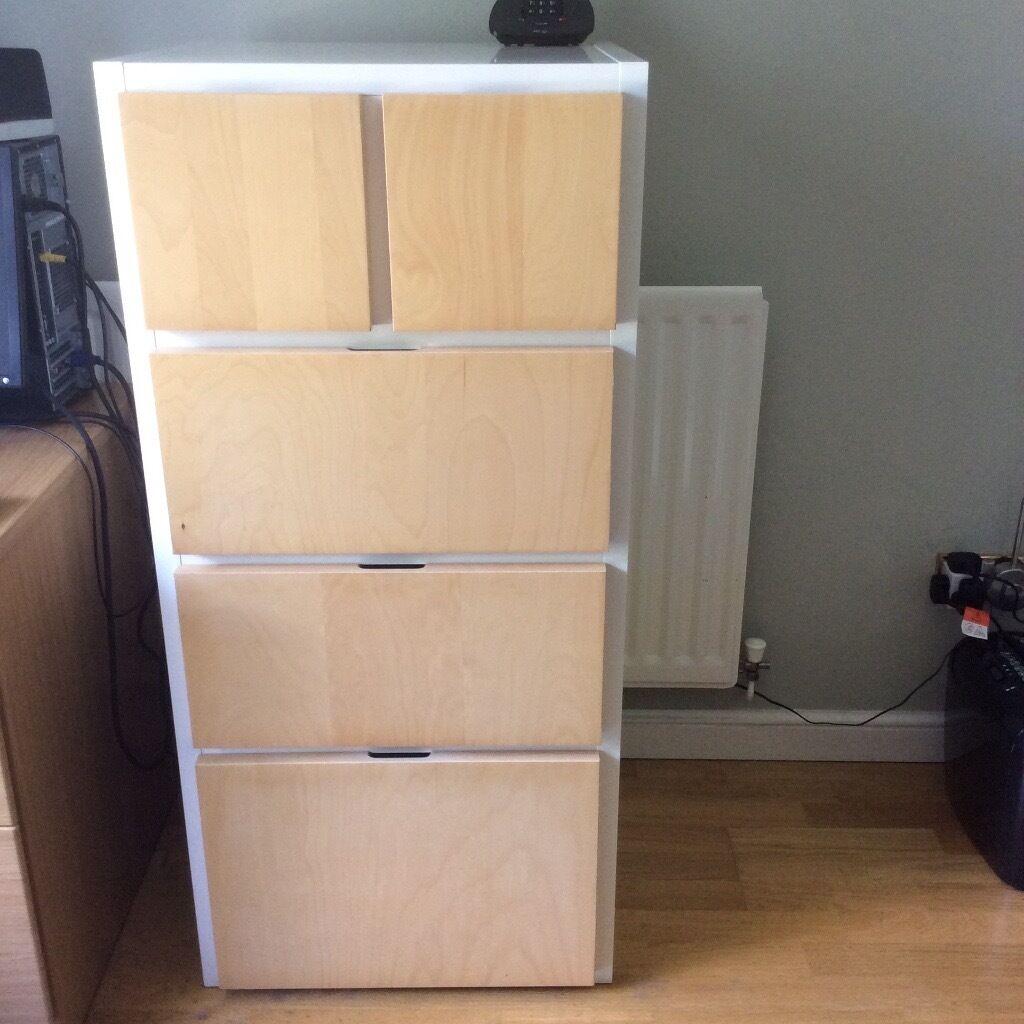 ikea rakke chest of drawers | in hook, hampshire | gumtree