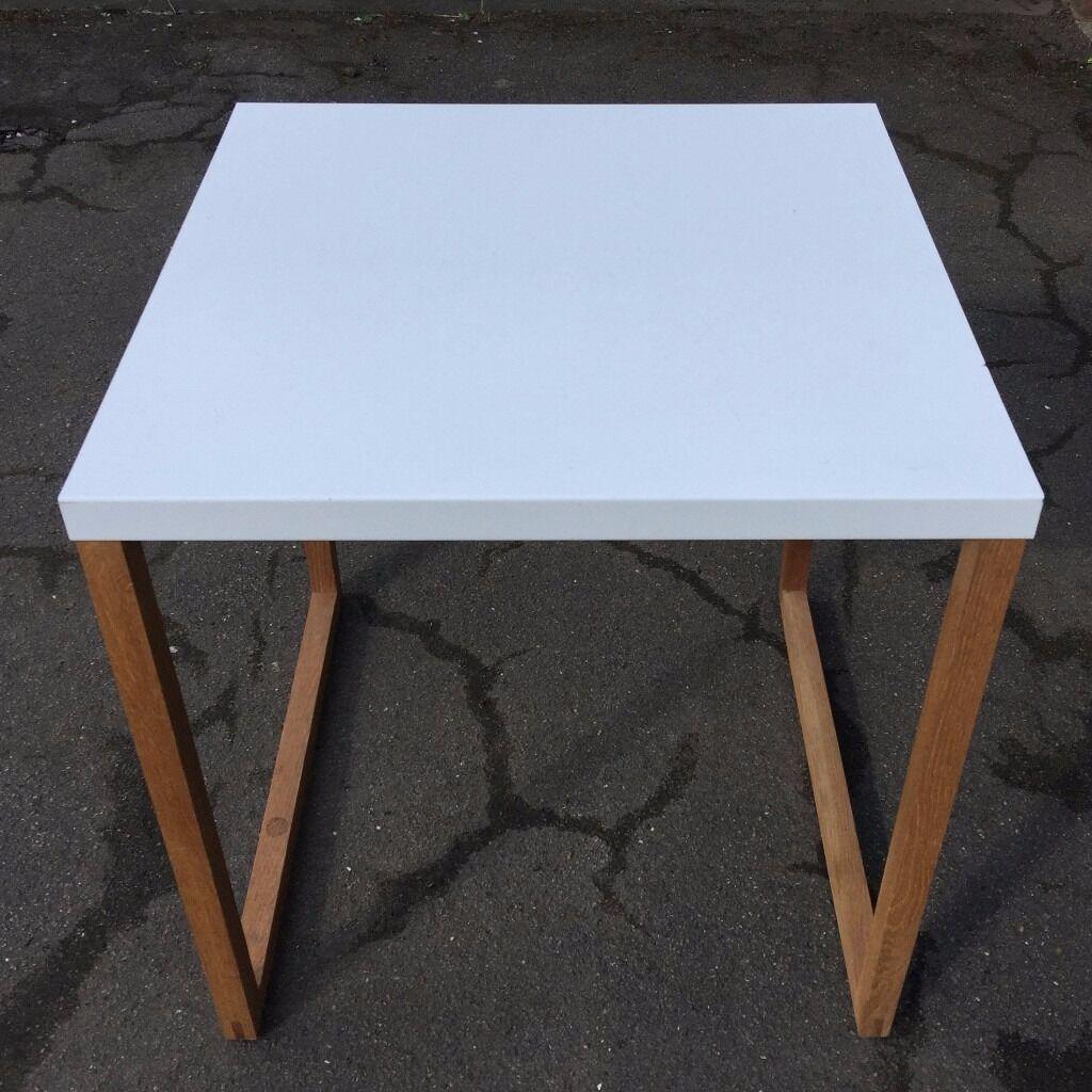 habitat kilo dining table | in south east london, london | gumtree