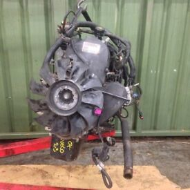Iveco Daily 2000-2006 2.3D Engine