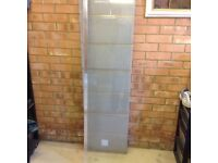 Glass end panel shower screen FREE