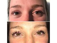 Lash Lift & Tint only £25💗 Perfect for holiday lashes!