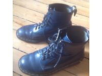 Air Wair Navy Boots size 5