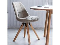 4 Hudson Living Conway Dining Chairs | *Last 4 Available*