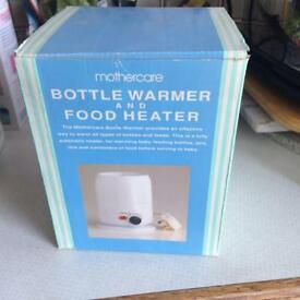 Bottle warmer and food heater