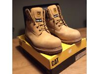 Caterpillar security boots size 11. New! Never used