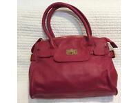 Oliver Bonas leather bag