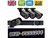 5mp hikvision cctv camera system