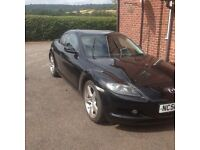 Mazda rx8 full leather drives perfect