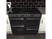 Belling 100cm Dual Fuel Range cooker - Can help with delivery