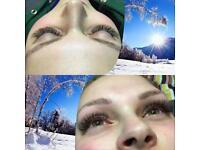 Eyelashe extension,Microblading.