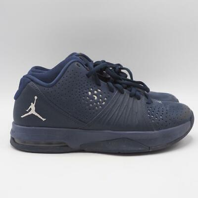 Marine-blau-basketball-schuhe (Nike Air Jordan 5 Am Herren Größe 7,5 Marineblau Basketballschuhe 807546-411)