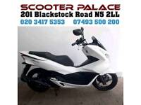 Honda PCX 2015 125cc White excellent condition (NOT FORZA PS SH VISON NMAX XMAX)