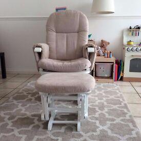 Tutti Bambini Glider nursing chair