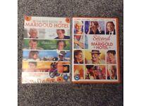 marigold hotel dvds