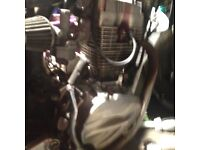 125cc engine Moro Roma sk 125