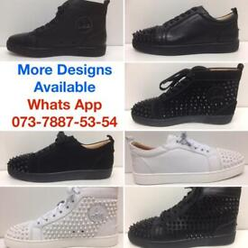 c148d2128 Christian Louboutin Giuseppe Zanotti Valentino Shoes Sneakers Runners  trainers London England cheap