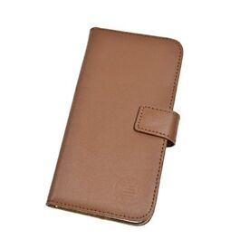 38 x iPhone 6 Wallet Cases Brown Leather (NEW) - JOB LOT