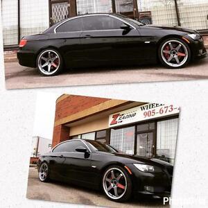 19 Inch Te37 Replica Wheels on Sale For BMW Rim Only $599 CASH Rim Tire Package $1199 CASH Zracing 9056732828 Rim sale