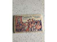 Vintage 1960 collectible postcards