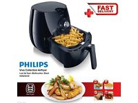 Brand New - Phillips HD9220 Viva Air Fryer with Rapid Air Technology